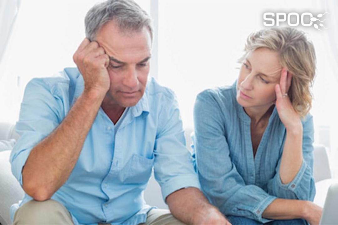 مردان مسنتر در معرض خطر ناباروری هستند.