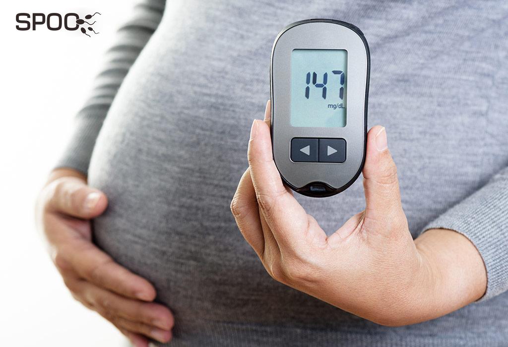 دیابت و دوران جنینی