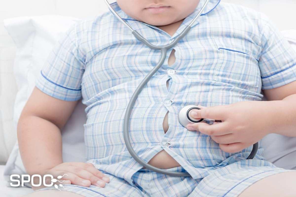 تاثیرات منفی چاقی بر باروری مردان