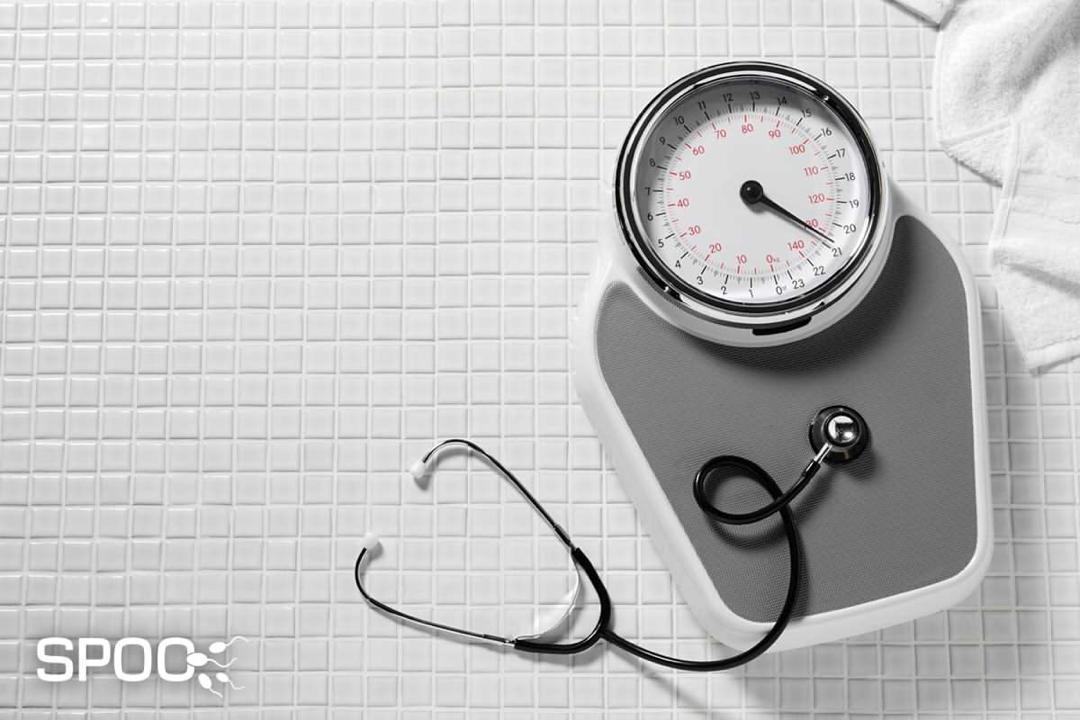 تاثیر چاقی بر قدرت باروری مردان