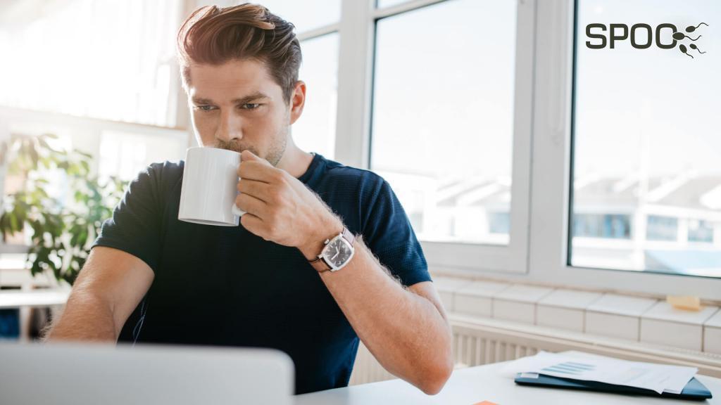 تاثیر قهوه بر کیفیت اسپرم